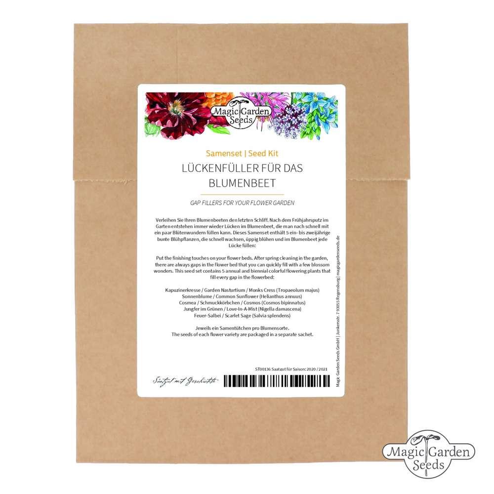 Lückenfüller Für Das Blumenbeet Samenset